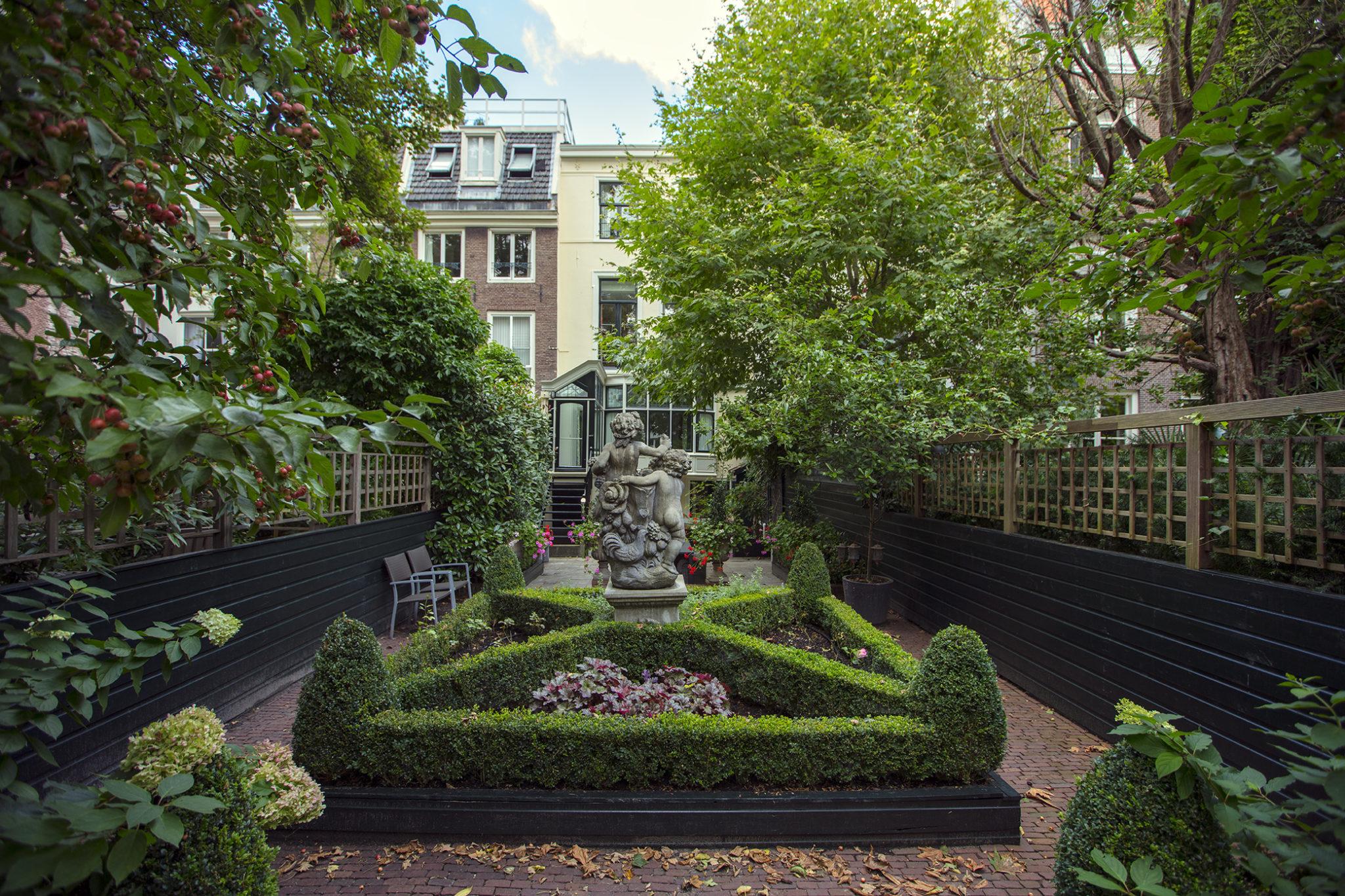Dutch Masters Amsterdam Garden © Michael van Oosten